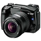 Sell olympus evolt e-330 digital slr camera with zuiko digital 18-180mm f-3.5-6.3 ultra zoom lens at uSell.com